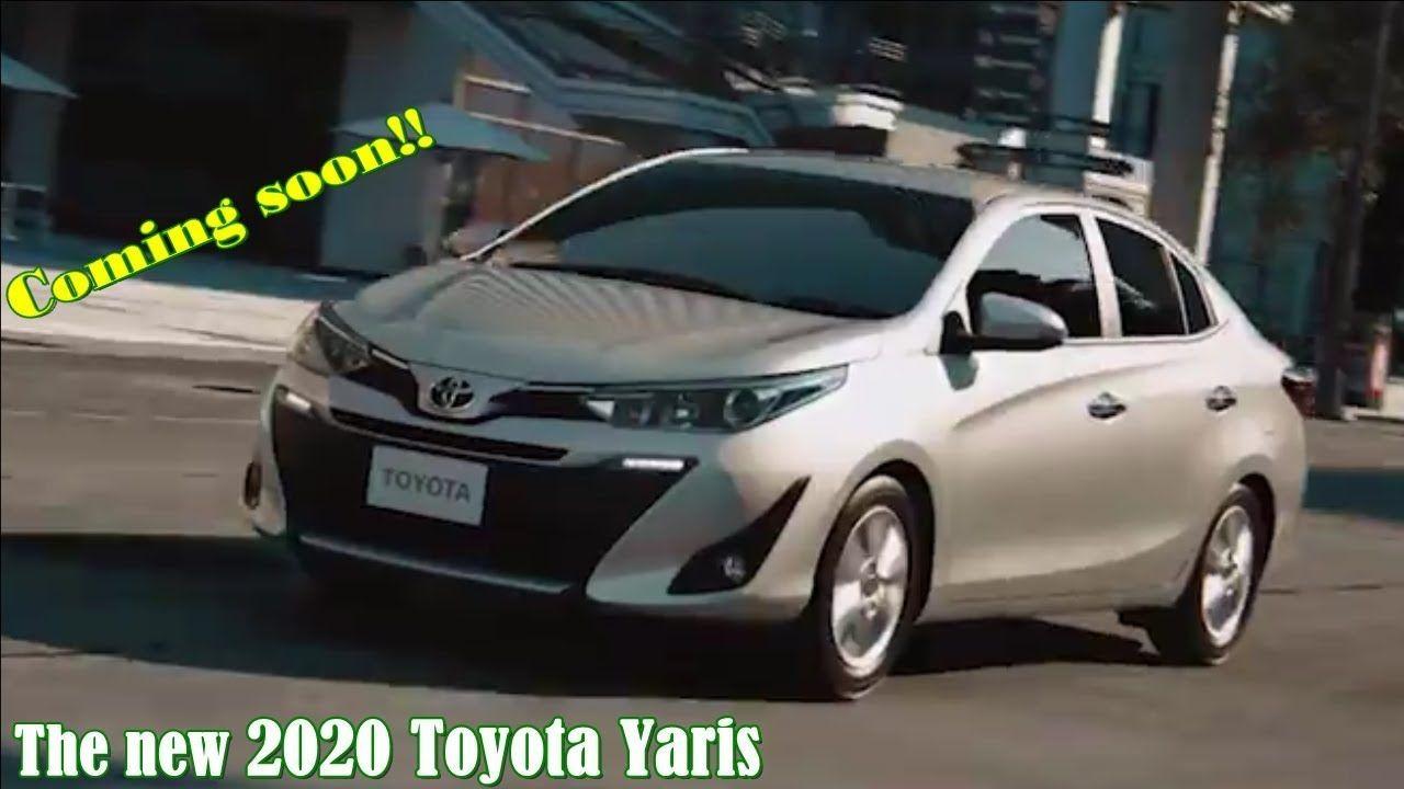 Toyota Vios 2021 Rumors In 2020 Toyota Vios Yaris Toyota