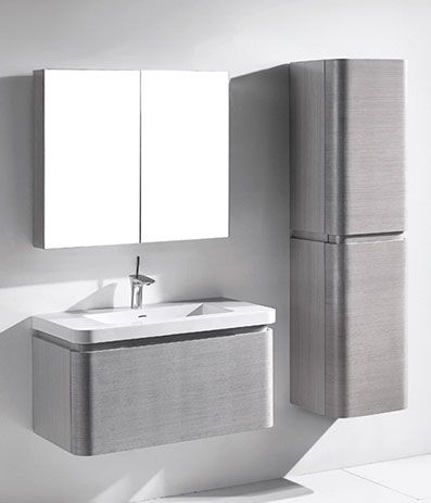 Functional Elegance Bathroom Furniture Modern Grey Bathroom Furniture Grey Modern Bathrooms
