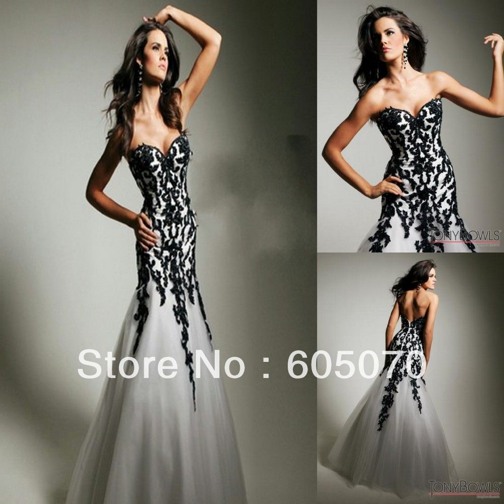 She fashions prom dresses 22