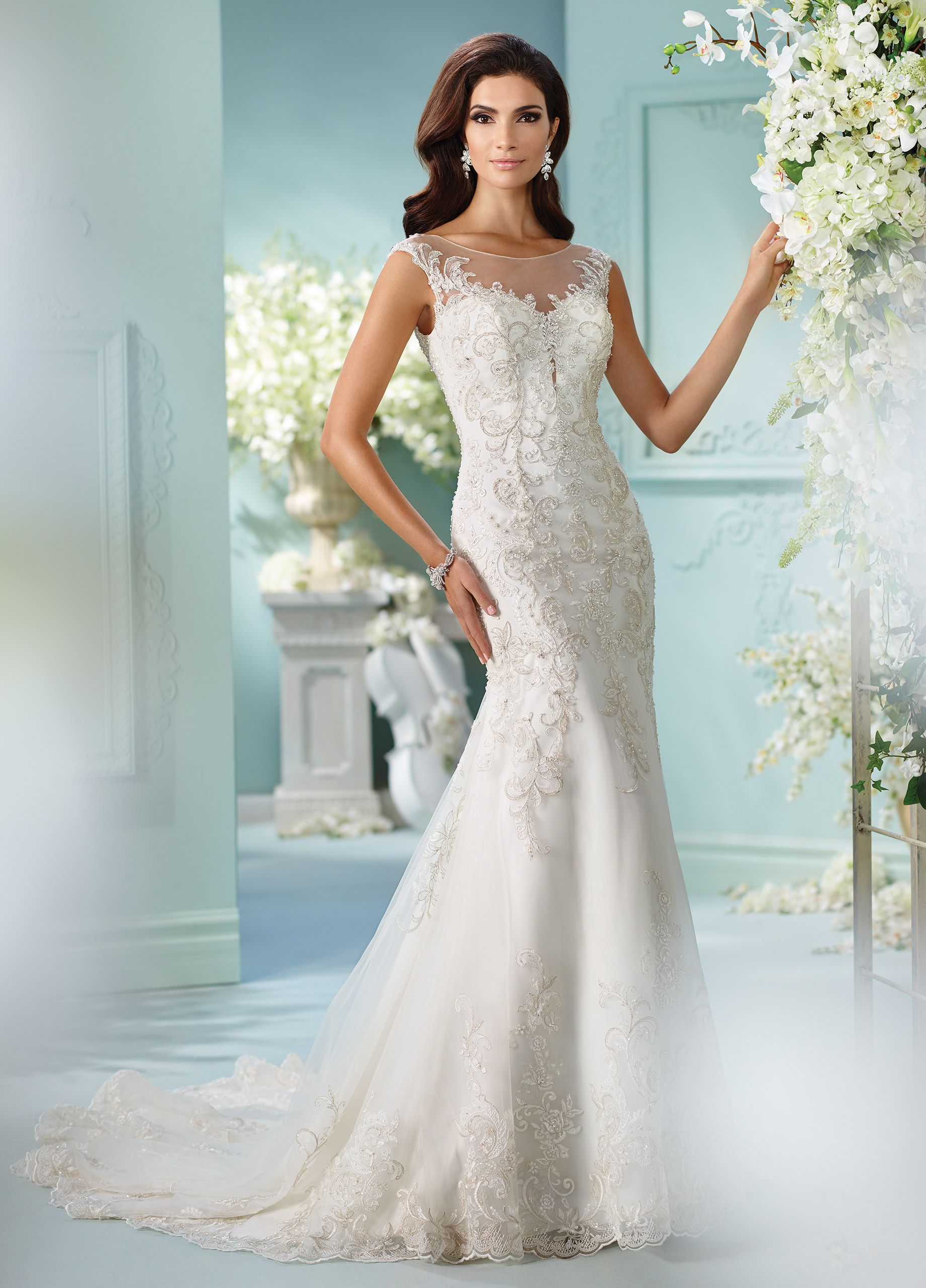 Beautiful Sophia Tolli Wedding Gown Pictures - All Wedding Dresses ...