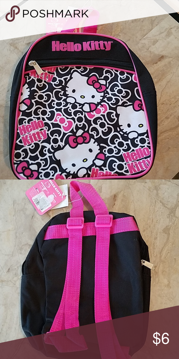 41f032709 Backpack Cute childs Hello Kitty backpack Hello Kitty Bags Backpacks ...