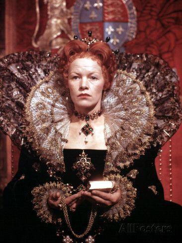 Glenda Jackson As Elizabeth I Mary Queen Of Scots 1971 Glenda Jackson Tudor Fashion Tudor Dress