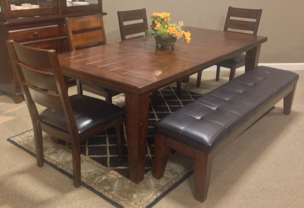 Larchmont Dining Room Table The Collection