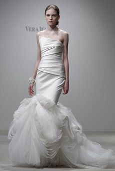 1000  images about Mermaid style wedding dresses on Pinterest ...