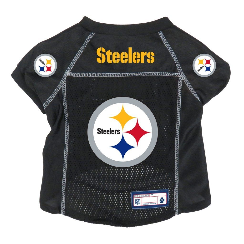 Pittsburgh Steelers Pet Jersey Size XL (With images) Dog