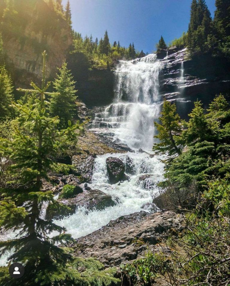 10 best hiking trails near telluride colorado waterfall hikes road trip to colorado outdoor vacation pinterest