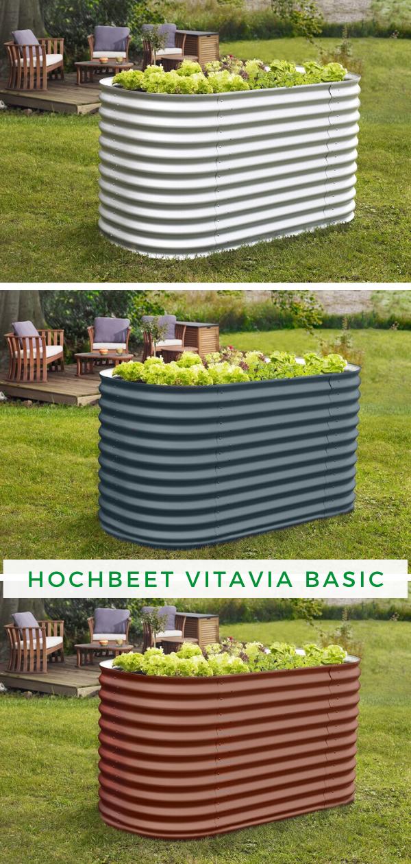 Hochbeet Vitavia Basic In 2020 Hochbeet Garten Hochbeet Hochbeet Selber Bauen