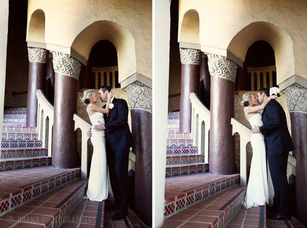 Santa Barbara Courthouse Wedding Ohana Photographers Santabarbaraofficiant Santabarbaraweddings