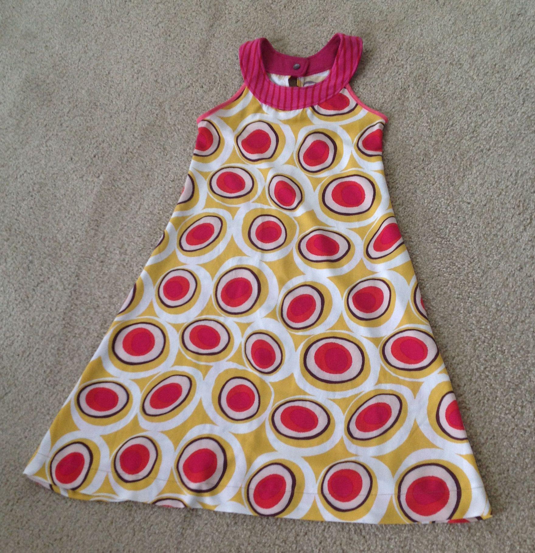 Sehr patron couture facile robe fille | loisirs créatifs ou bonnes  IN62