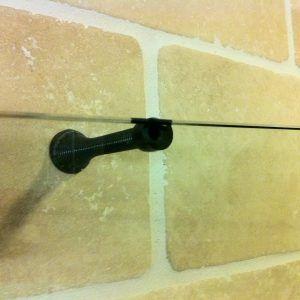 Rubber Stopper For Glass Shower Door Glass Bathroom Green Glass
