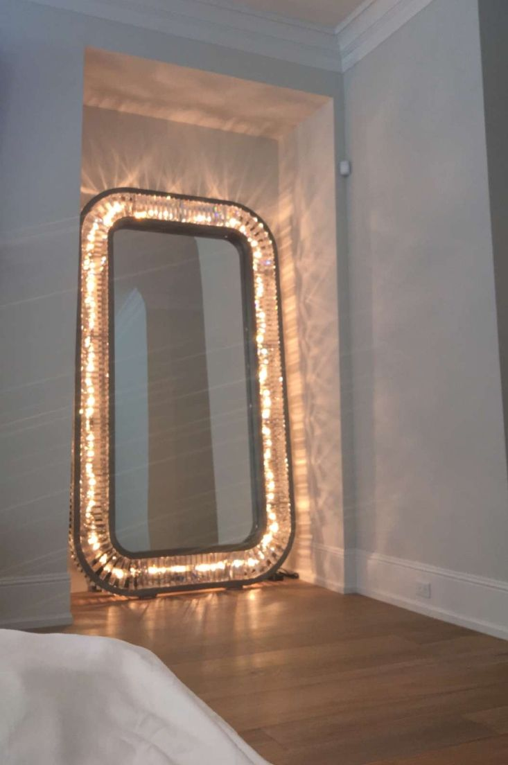 Full Length Wall Mirror With Lights Diy Bedroom Mirror Kylie Jenner Bedroom Jenner House