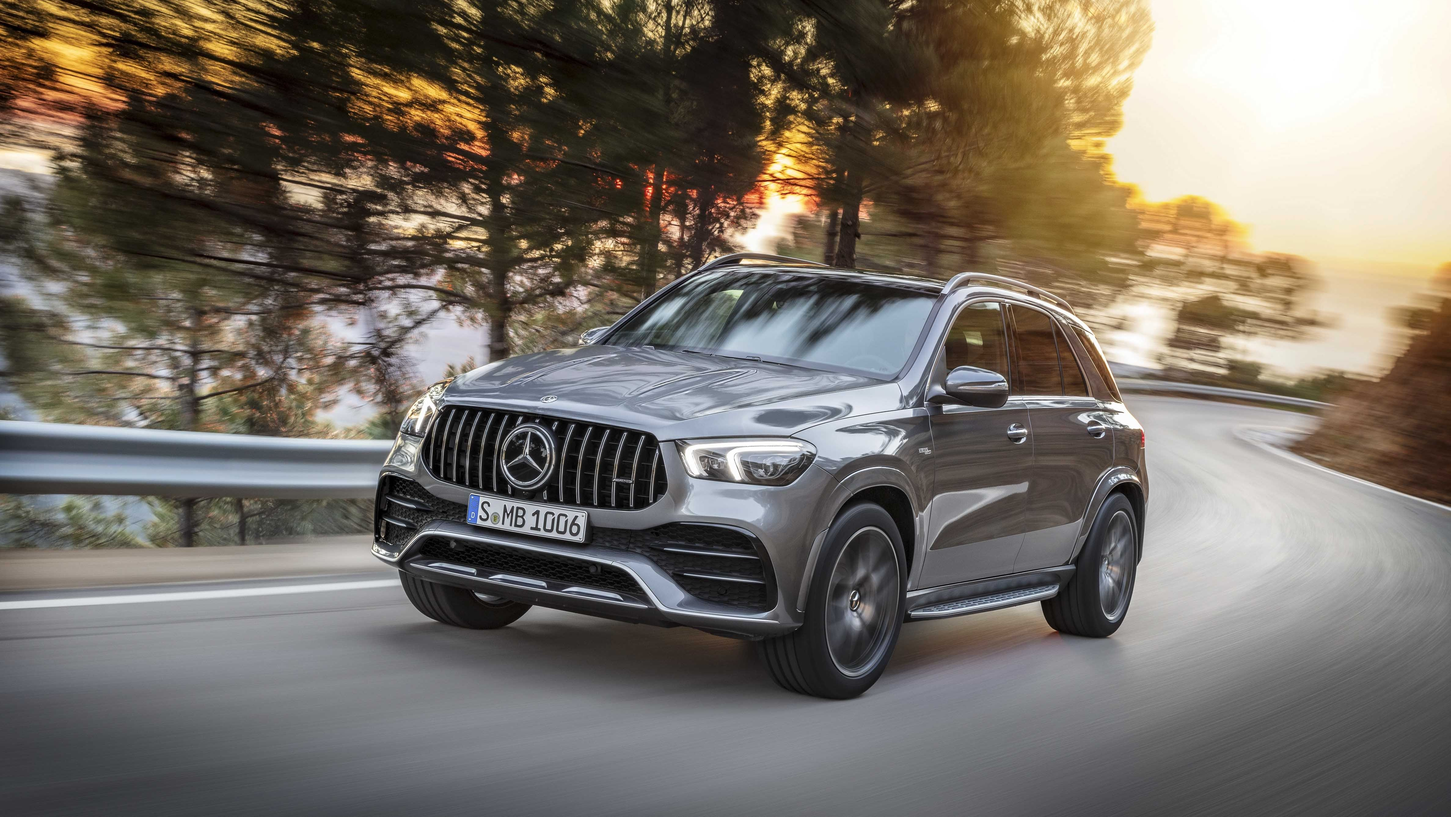 The 453 Horsepower 2020 Mercedes Amg Gle53 Is Proof You Don T Need