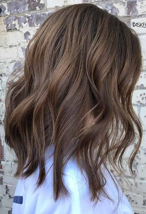 10 Amazing Summer Hair Color For Brunettes 2019 : Have A Look! As there is no specific skin color of brunettes women. Especially they cannot say themselves totally black; representing the beauty of their hair color sometimes depends on individual to individual to these types of women. But I think these hair color ideas will help them at any situations commonly as they remain hesitate about beautiful representation of their color. to get the list of the exclusive latest update of these design, don't forget to click in this link. https://… – Station Of Colored Hairs