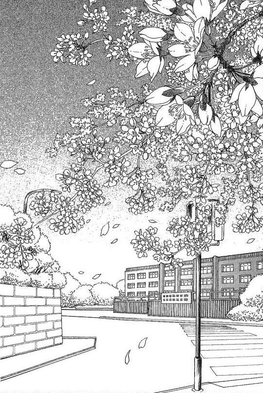 Pen Ink Screen Architecture Drawing Cityscape Drawing Architecture Sketch Artwork anime wallpaper sketch
