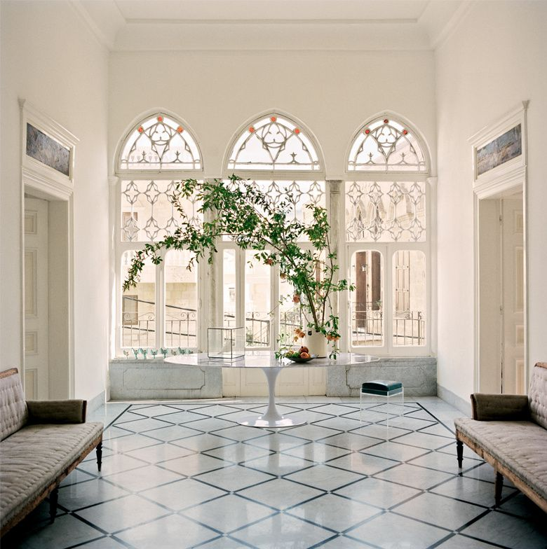 Lumi re d orient au liban lebanon architecture and for Architecture maison traditionnelle libanaise