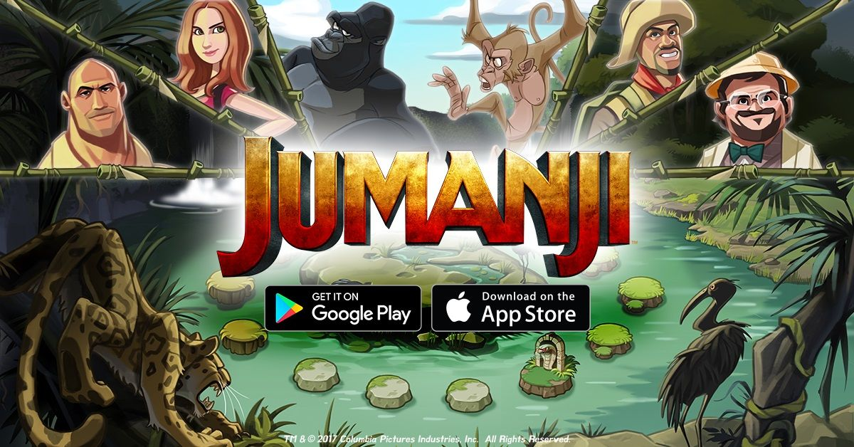 Jumanji The Mobile Game On Pc Windows Mac Install Free Mobile Game Mac Pc Crow Movie