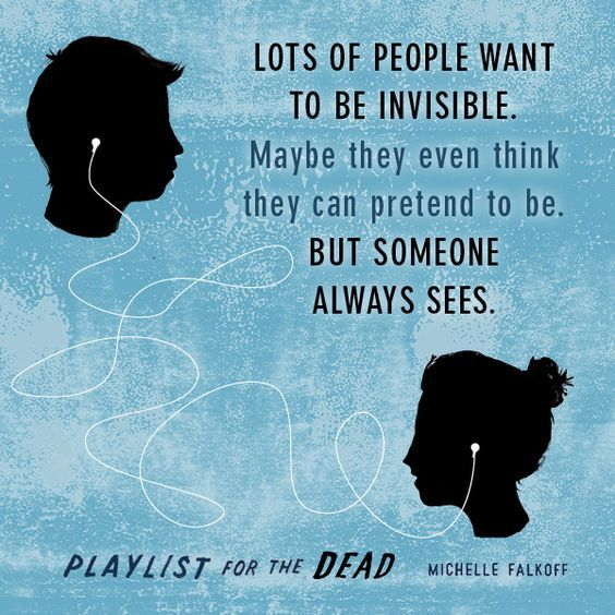 Quote from the book Playlist for the Dead, A playlists de Hayden PT-BR