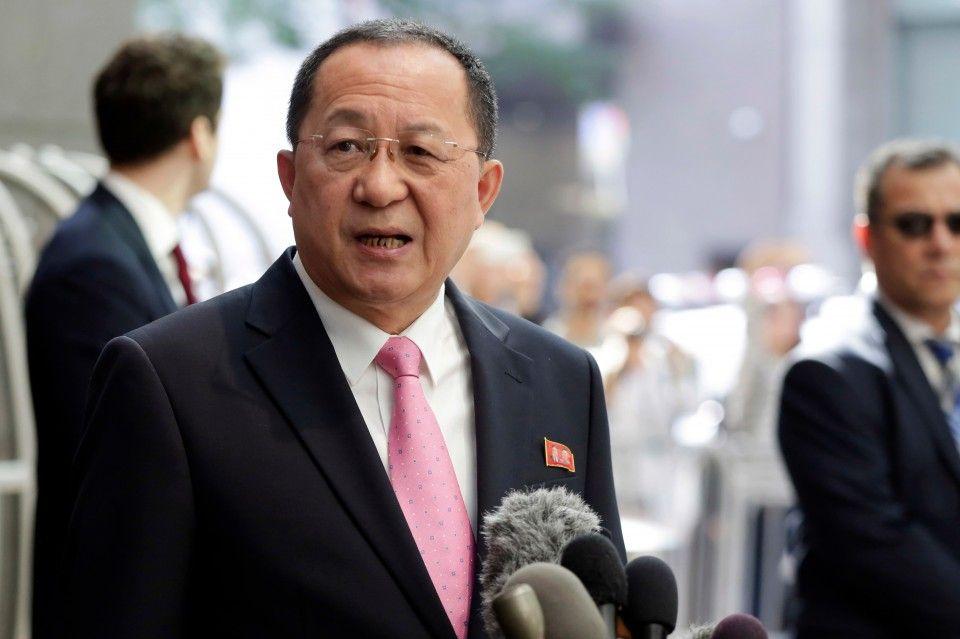 Amid growing isolation, North Korea falls back on