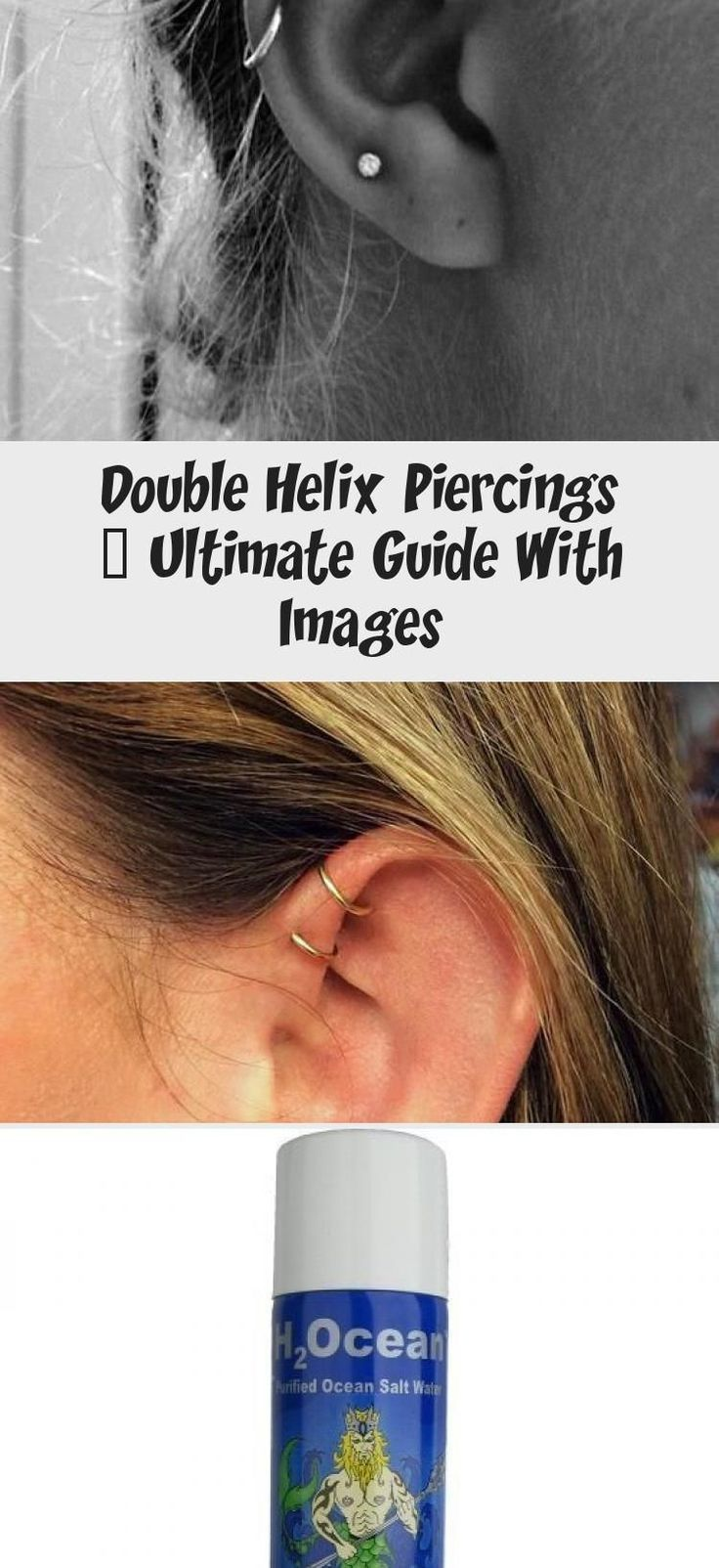 Double Helix Diy Ear Piercings