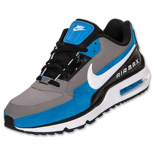 043f6c676a Men's Nike Air Max LTD Running Shoes | FinishLine.com | Sport  Grey/White/Black/Photo Blue