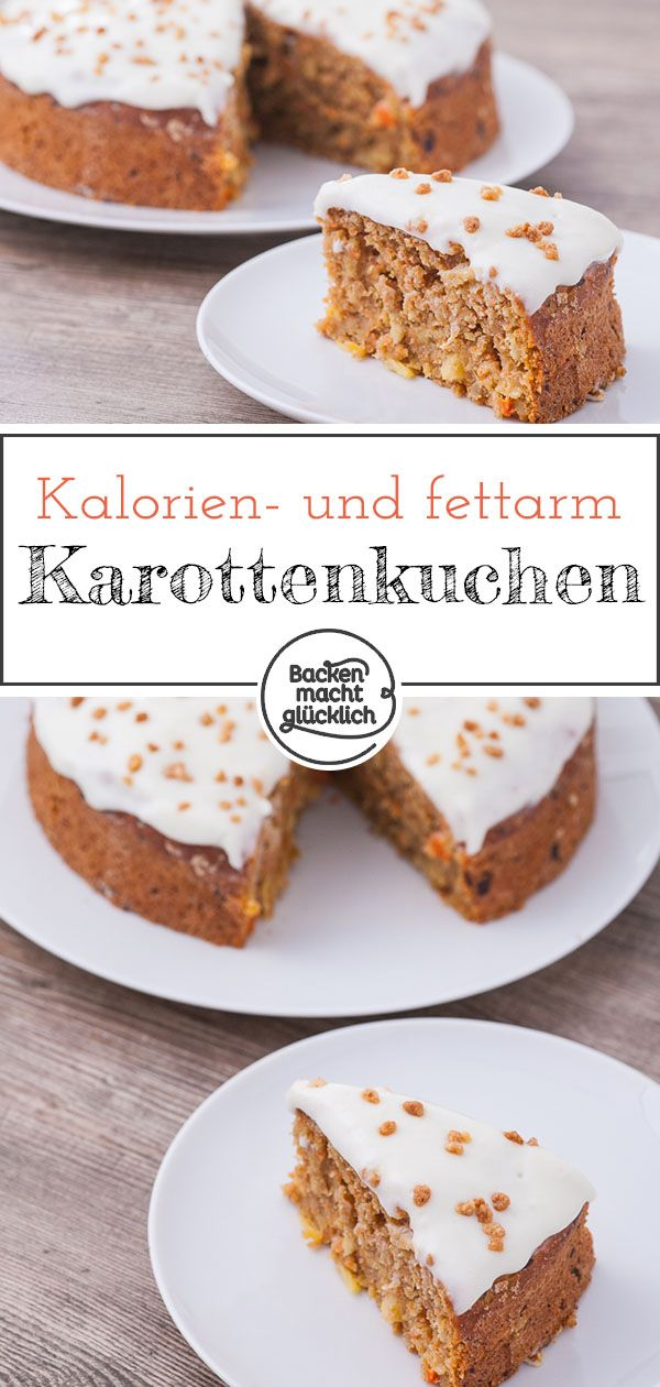 Photo of Gesunder Karottenkuchen