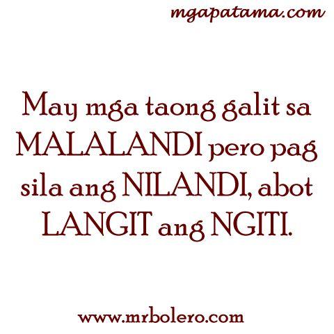 Malandi Tagalog Quotes Mga Patama Quotes Tagalog Banat Quotes Patama Quotes Tagalog Quotes Hugot Quotes