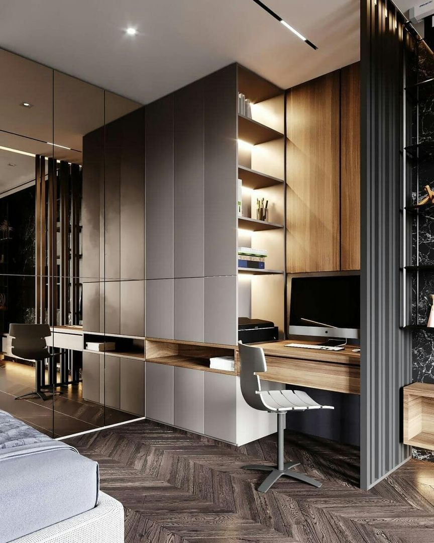 Study Room Interior Design: Pin By Allysiw On Living Room Cabinets