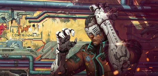 Welding the Punk into Cyberpunk