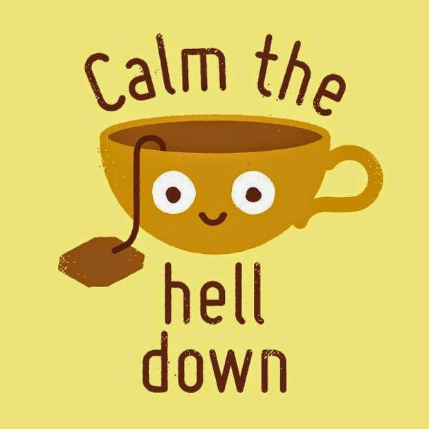 Calm the hell down  ·  SI LA COMIDA HABLASE | June Lemon Jukebox