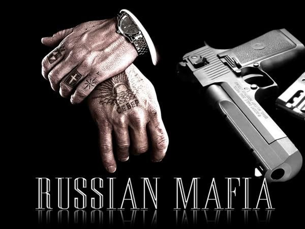 Image result for mafia russian