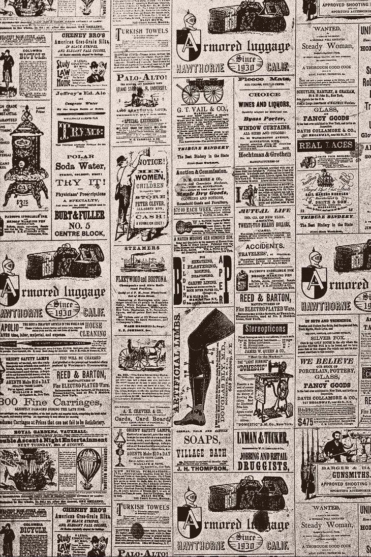 Old Newspaper Texture By Beckas On Deviantart Vintage Newspaper