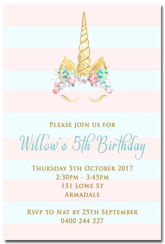Birthday party invitations excellent unicorn birthday invitations birthday party invitations excellent unicorn birthday invitations to create your own free printable birthday party filmwisefo