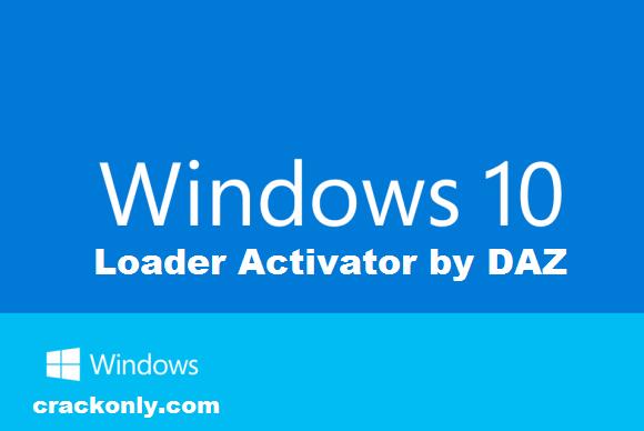windows loader by daz terbaru