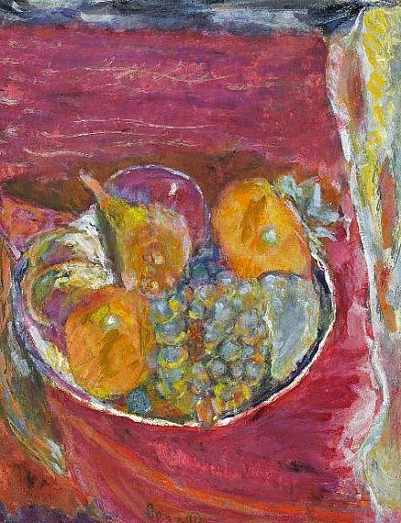 Pierre Bonnard  Grapes   1942-45