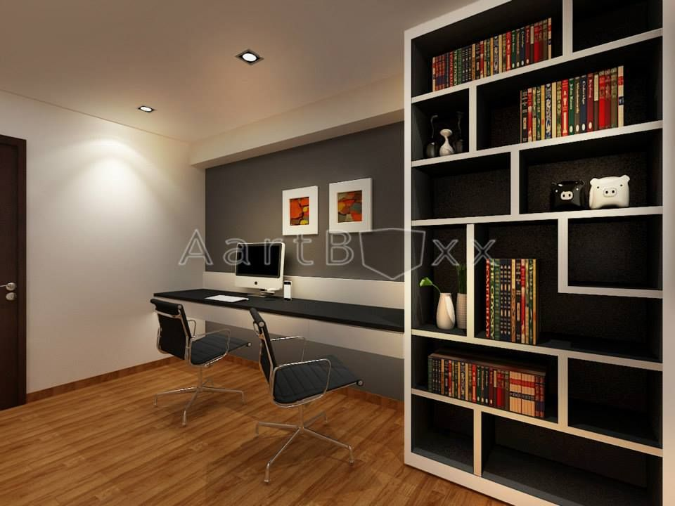 Attractive Hdb Study Room Design Ideas Part - 6: Get Free Interior Design Ideas For Your HDB, BTO, Condo Or Landed Homes.  Browse Over 700 Design Ideas From Singapore Designers.
