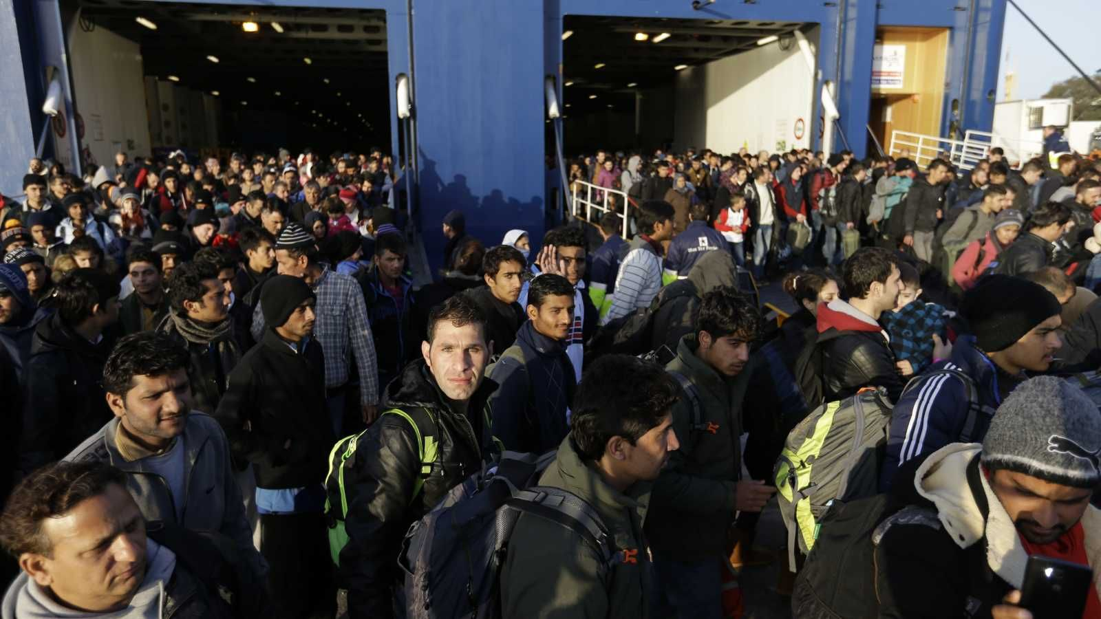 More than 110,000 Muslim refugees have entered Europe since January, according to the latest estimates. The vast majority of refugees entered through the Greek islands.