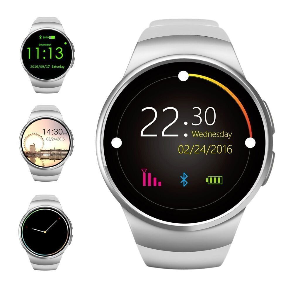 Bluetooth Smart 1.3 inches IPS Round Touch