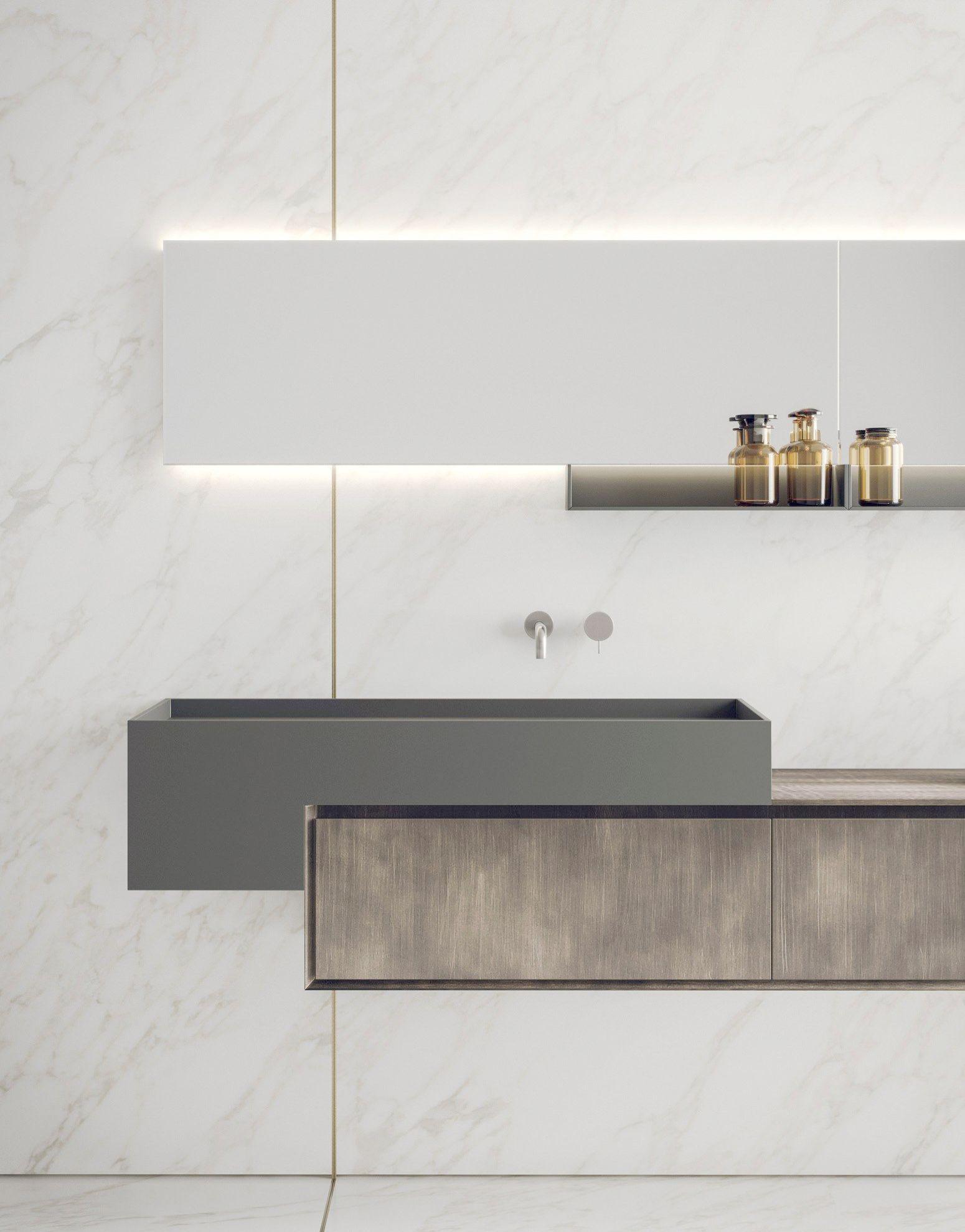 Bathroom Vanities Jimmy Carter Blvd Long Modern Bathroom Ideas Black And White Arsitek Kamar Mandi Rumah