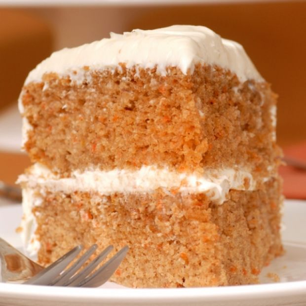 Pumpkin Carrot Cake Recipe from Grandmother's Kitchen