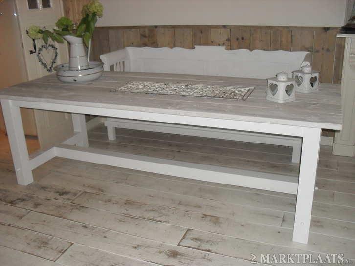 Steigerhouten Tafel Maken : Gaat rene echt zo n steigerhouten tafel zelf maken dream home
