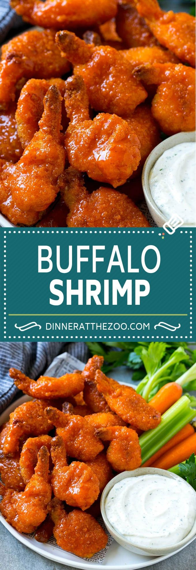 Buffalo Shrimp Recipe | Crispy Buffalo Shrimp | Fried Shrimp | Shrimp Appetizer #shrimp #appetizer #buffalo #spicy #dinner #dinneratthezoo #buffaloshrimp