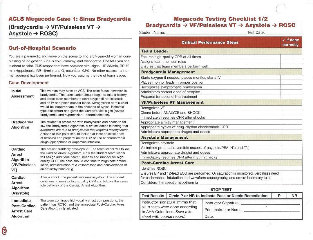 Acl Megacode Case 1 Sinu Bradycardia To Vf Pulseles V Tach Asystole Rosc 3 Gif 1079 829 Medication Nurse Humor Pre Dissertation