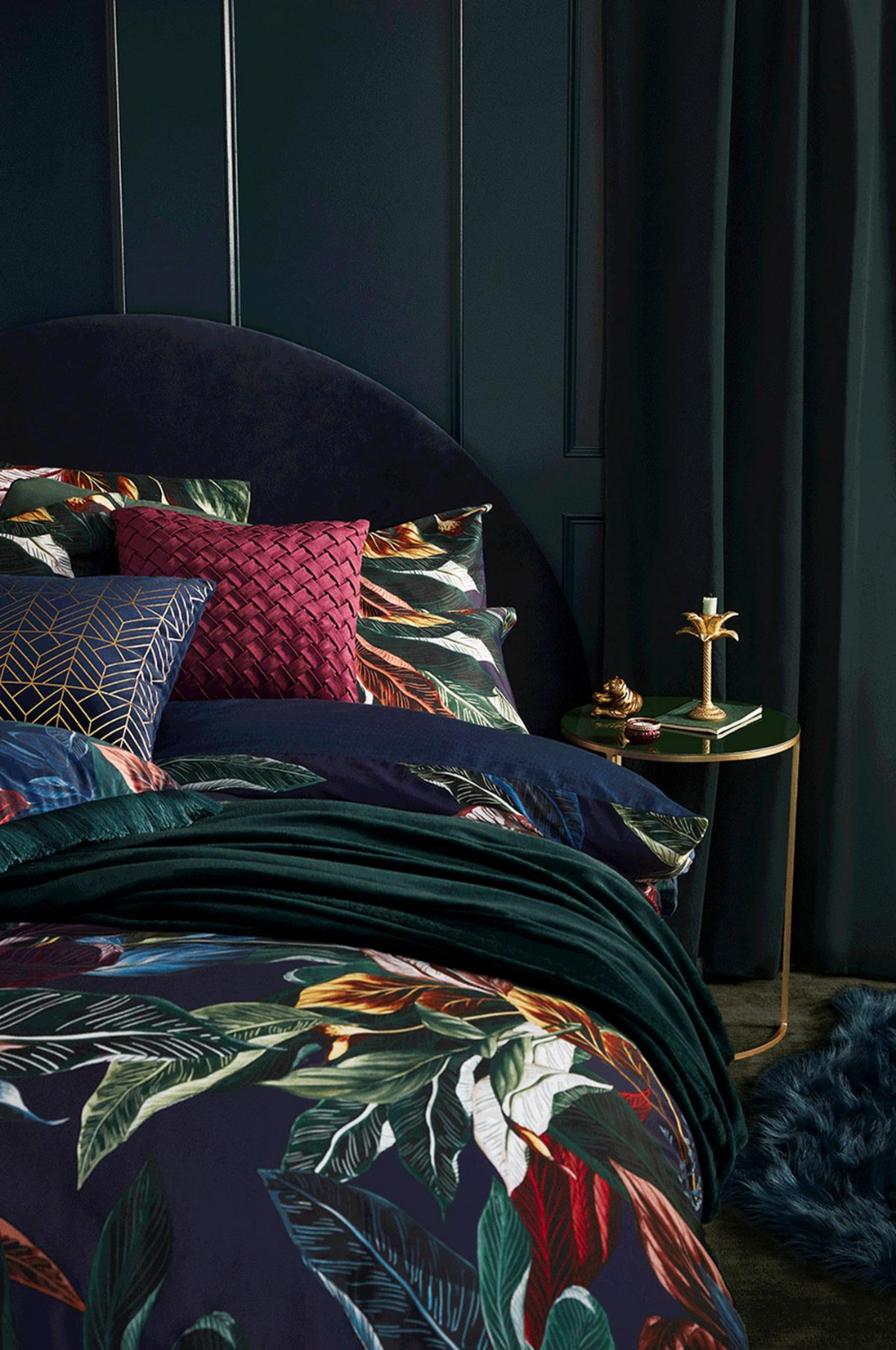 Dark Forest Collection Primark Home Bedroom Inspirations