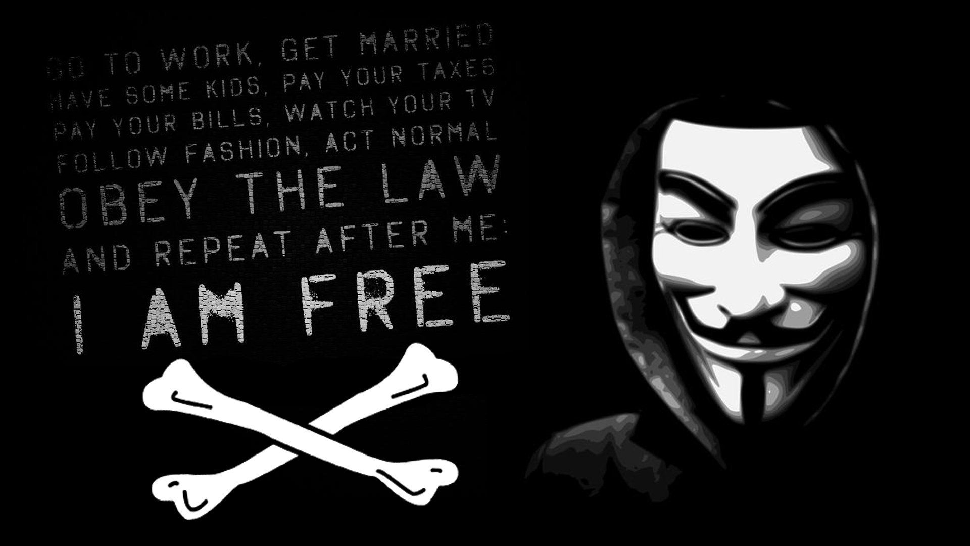 Anonymous wallpaper 1080p stuff wallpaper pictures - Background anonymous ...