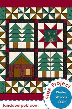 northwoods quilt patterns | Scrappy Northwoods Flannel Couch Throw ... : northwoods quilt - Adamdwight.com