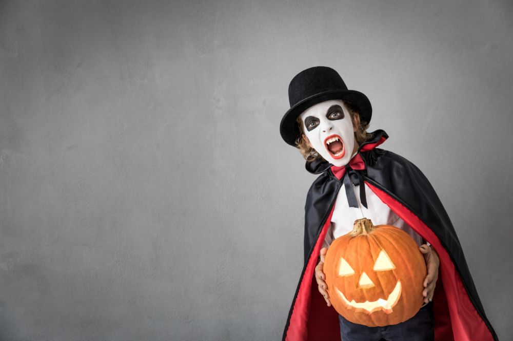 Braces Won't Take the Fun Out of Halloween Halloween