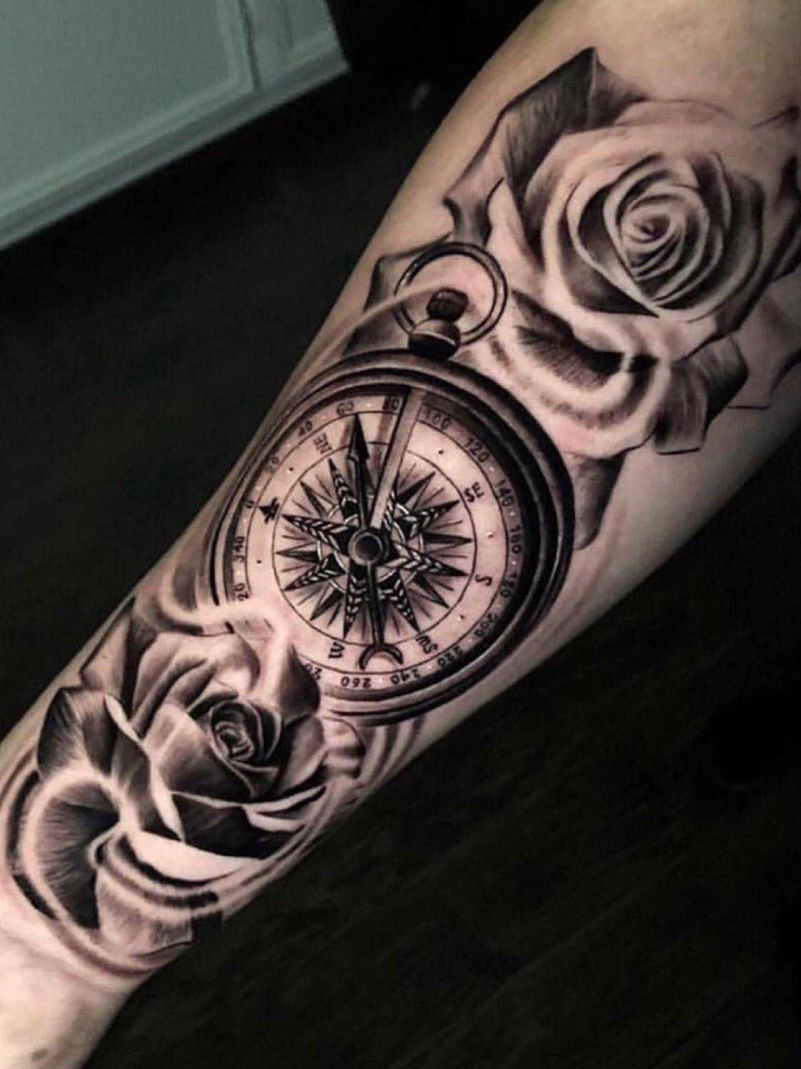 Tattoo uploaded by Clay Rodriguez | #blackandgrey#inked#sleevetattoo#claytattoos#tattoos#clocktattoo | 732157 | Tattoodo