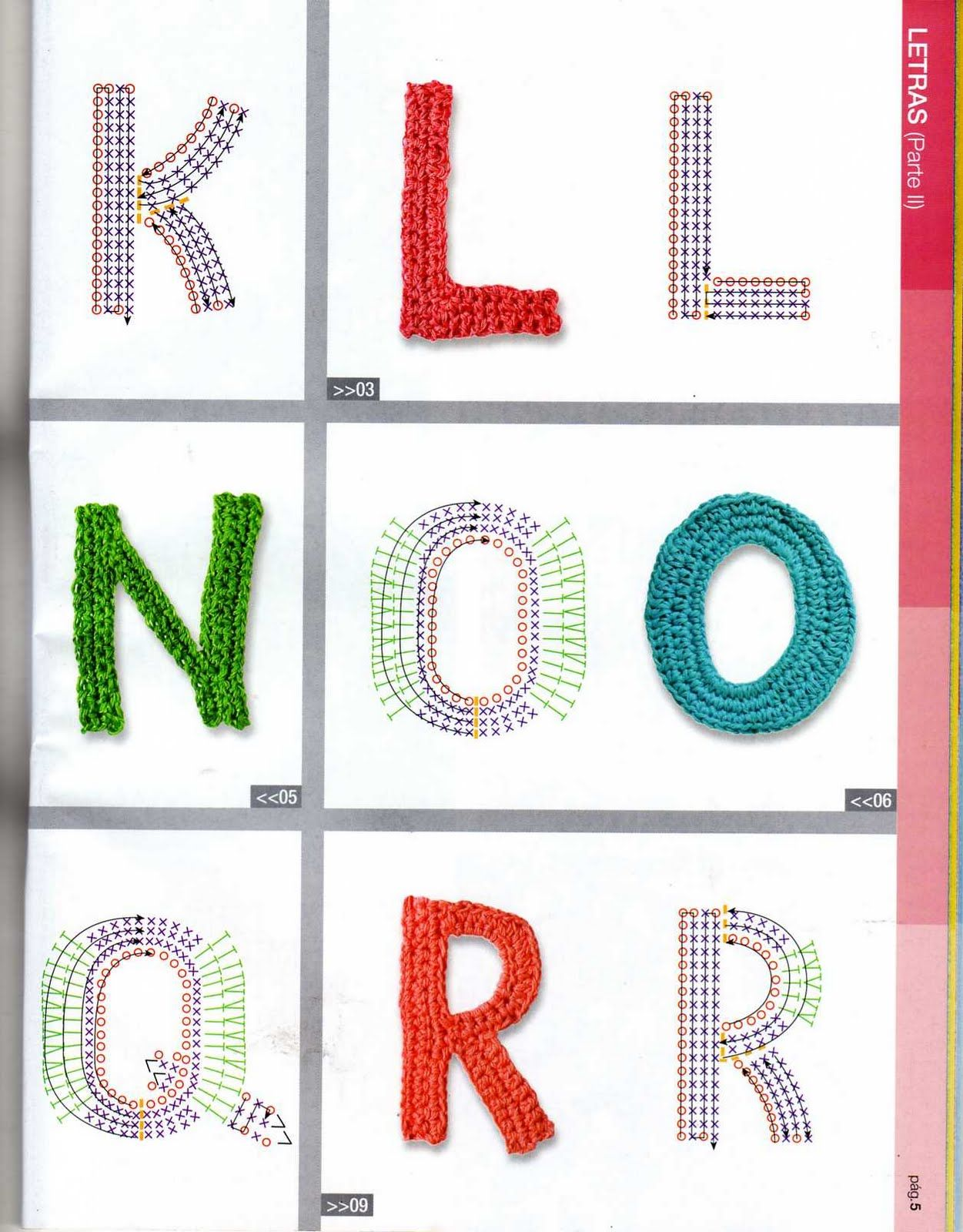 patrones   Letras y Nombres   Pinterest   Patrones, Nombres y Tejido
