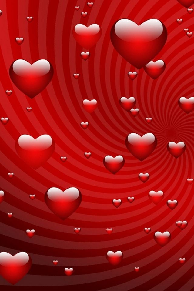 Red Heart Wallpaper Hd Pocket Press Heart Wallpaper Hd Heart Wallpaper Iphone Wallpaper