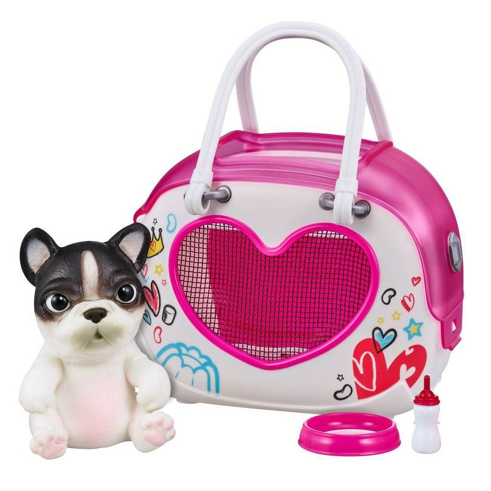 Little Live OMG Pets Bestie Bag & Puppy Little live pets